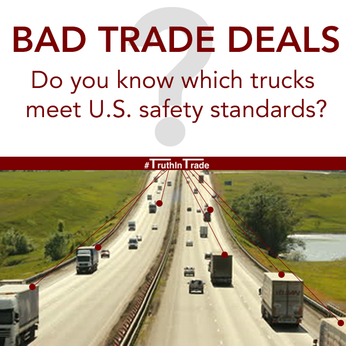 Nafta opens us roads to poorly regulated trucks from mexico nafta opens us roads to poorly regulated trucks from mexico sciox Images
